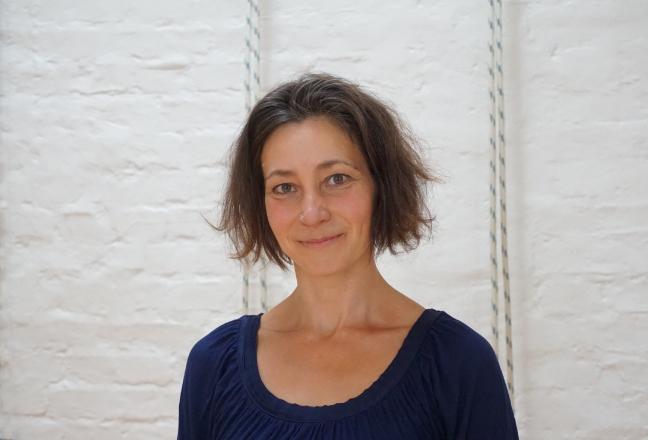 Anna Staedler - Iyengar Yoga Lehrerin im Yoga Klub