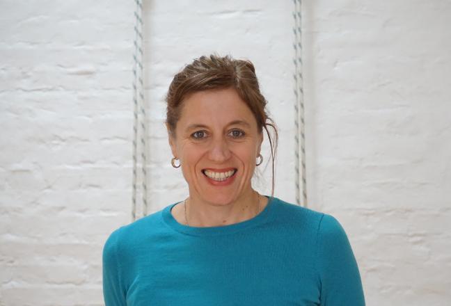 Antje Wenningmann - Gründerin und Iyengar Yoga Lehrerin
