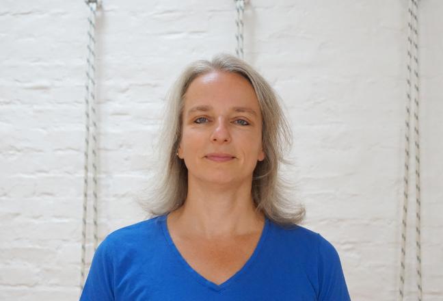 Inka Struempel - Iyengar Yoga Lehrerin im Yoga Klub