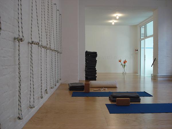 Yoga Klub Übungsraum