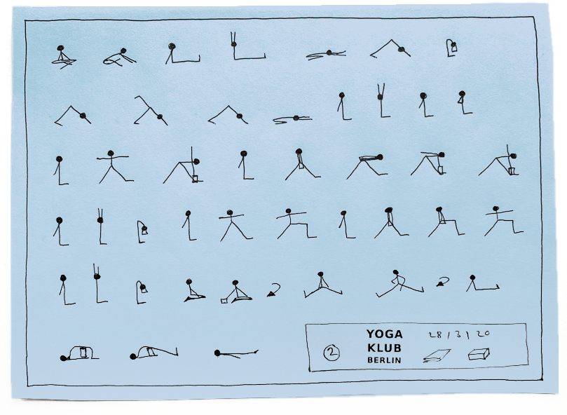 Tele Yoga 2 - Cover